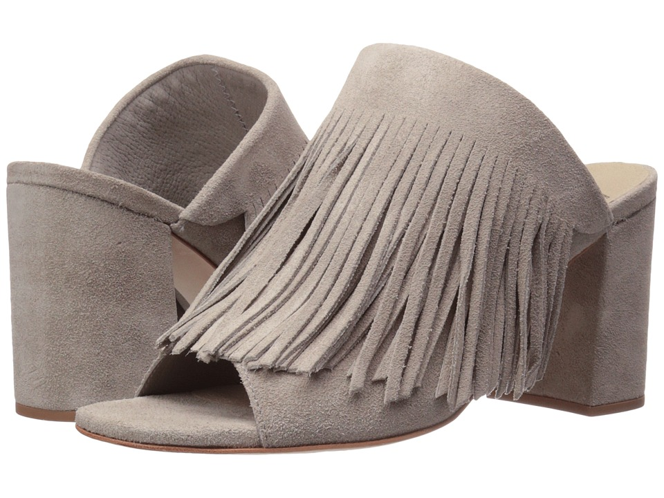 Matisse - Understated Leather I Moonshine (Grey Leather Suede) High Heels