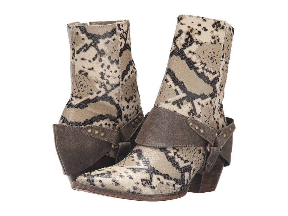 Matisse - Understated Leather I Rattlesnake (Natural Leather) Women's Boots