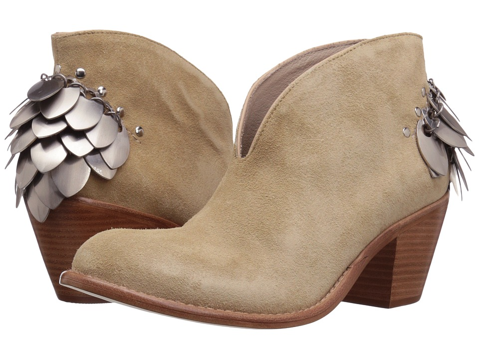 Matisse - Understated Leather I Double Jay (Natural Leather Suede) Women's Boots