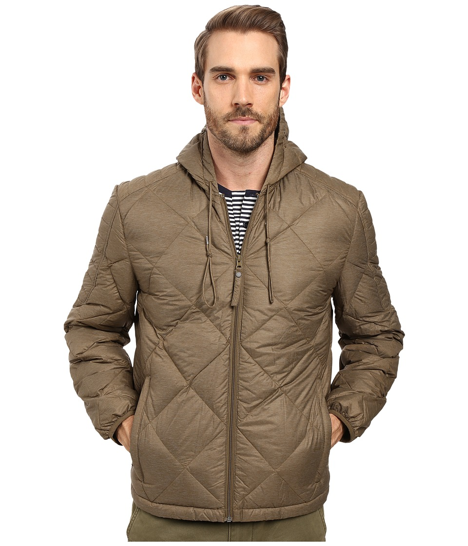 Marc New York by Andrew Marc Appleton Packable Down Hooded Jacket (Grove) Men