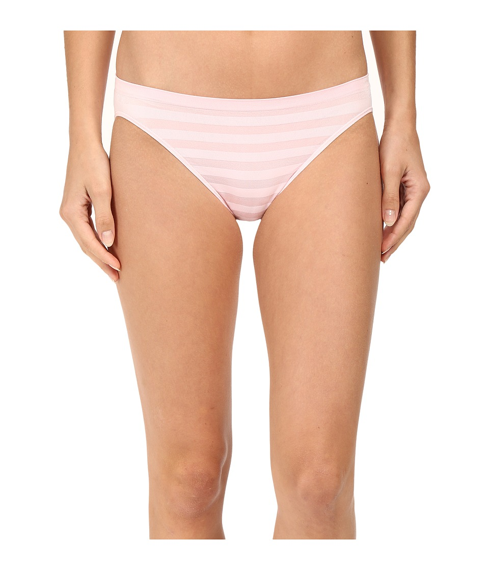 Jockey - Comfies Matte Shine Bikini (Pink Shadow) Women's Underwear