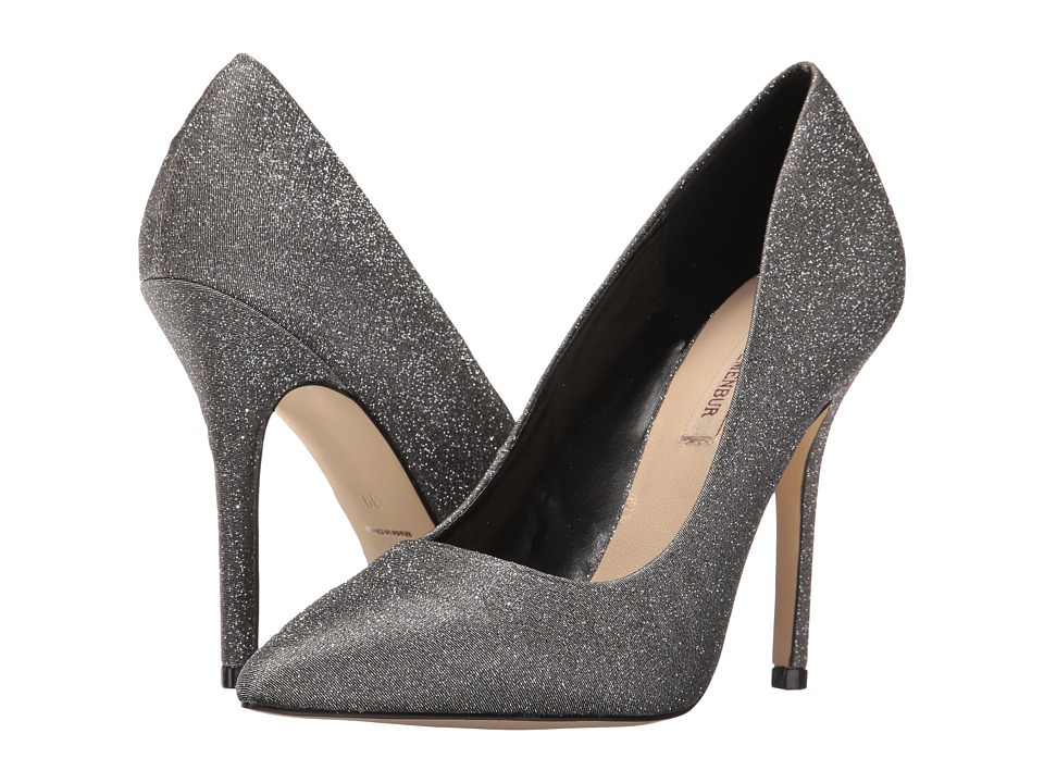 Menbur Sevier (Grey) High Heels