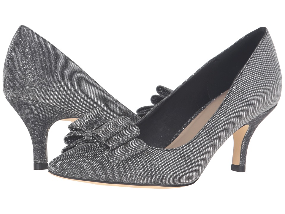 Menbur - Sil (Pewter/Grey) Women's 1-2 inch heel Shoes