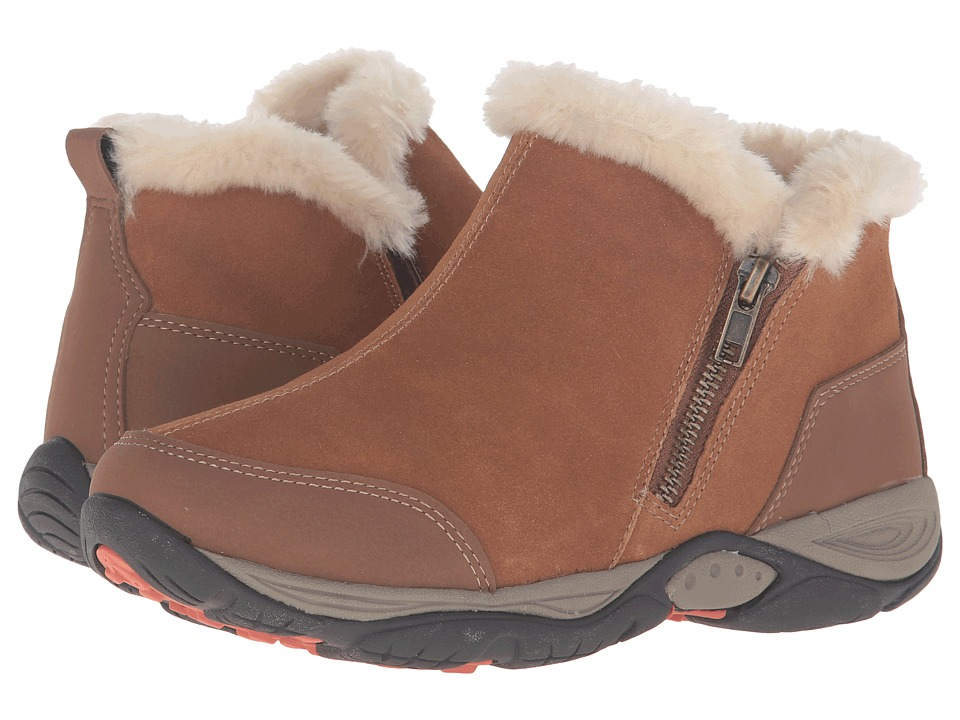 Easy Spirit Excellite (Medium Brown Multi Suede) Women