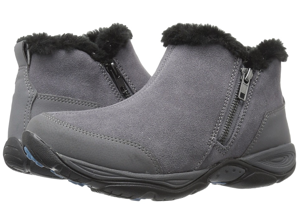 Easy Spirit Excellite (Dark Grey Multi Suede) Women