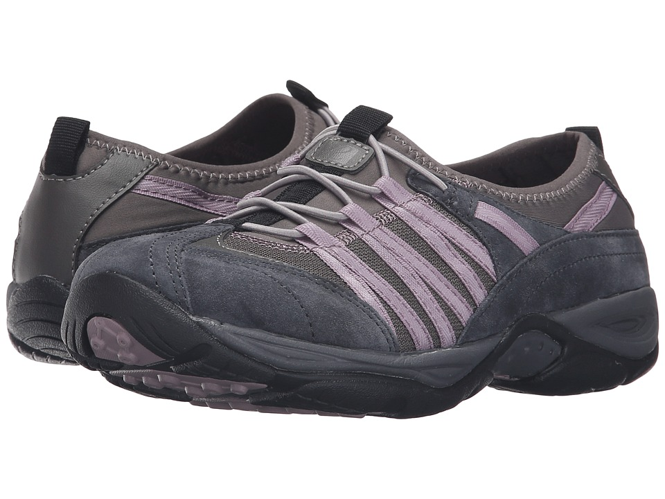 Easy Spirit - Ezrise (Medium Grey Multi Fabric) Women's Shoes