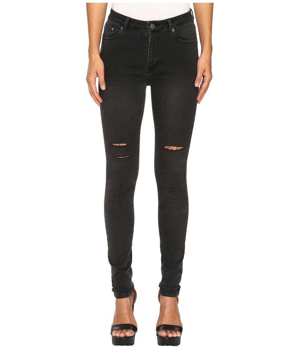 The Kooples - Destroy Franky Jeans (Gray) Women's Jeans