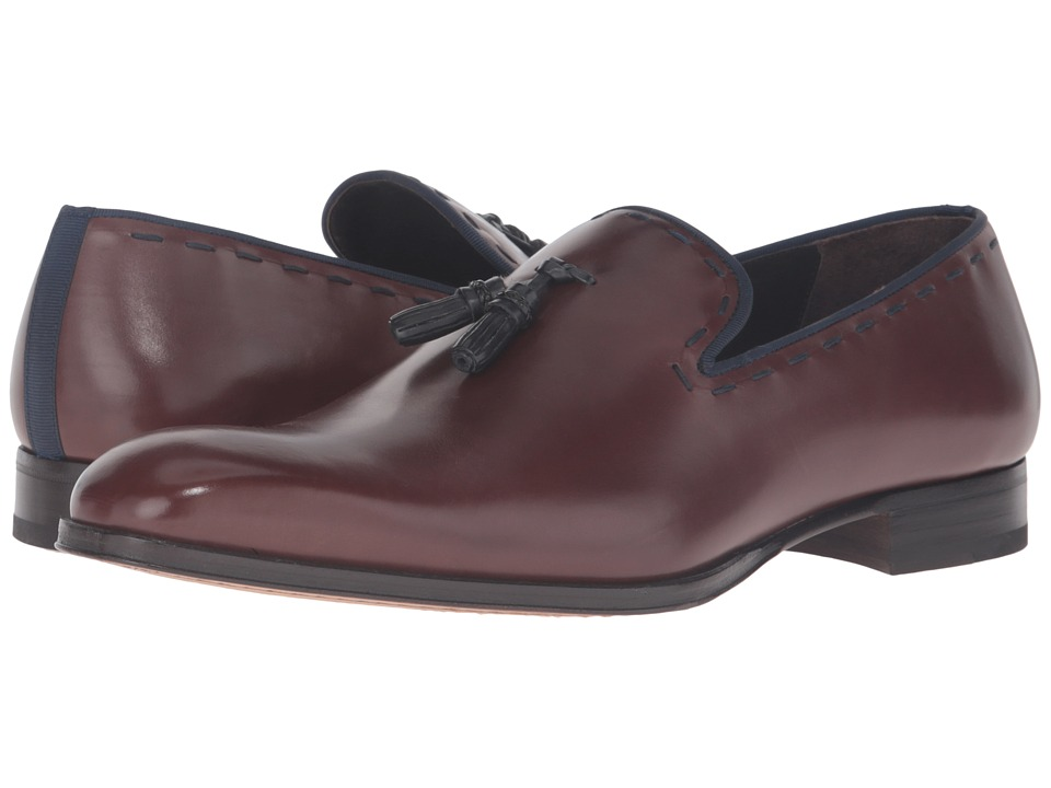 Mezlan Plymouth (Brown/Blue) Men