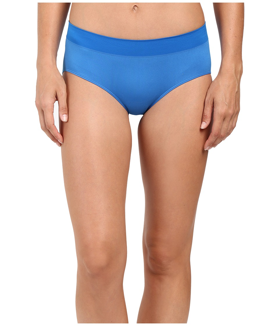 Jockey - Modern Micro Hipster (Wild Blue) Women's Underwear