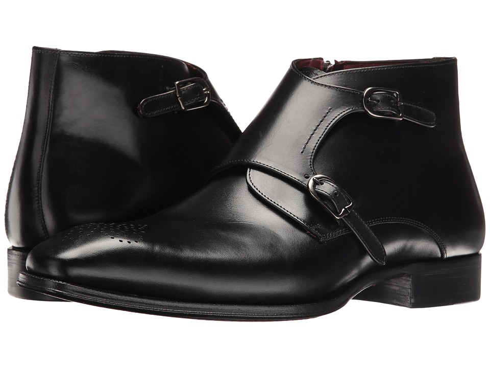 Mezlan - Rocca (Black) Men's Boots