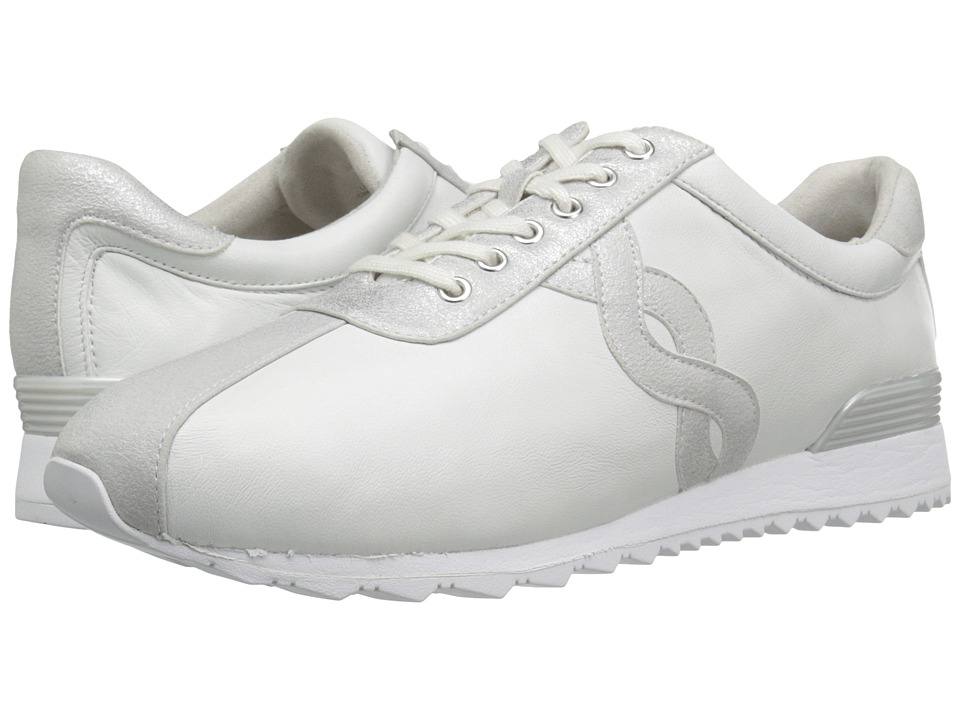 Easy Spirit Lexana 2 (White Multi Leather) Women