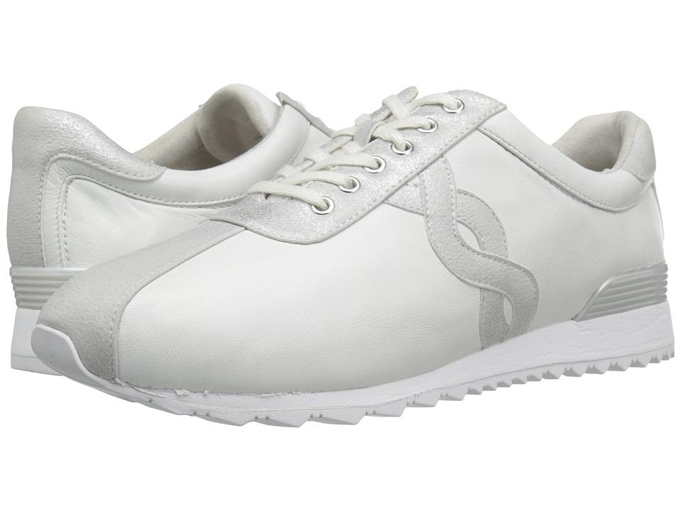Easy Spirit - Lexana 2 (White Multi Leather) Women's Shoes