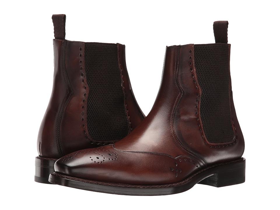Mezlan - Pau (Cognac) Men's Boots