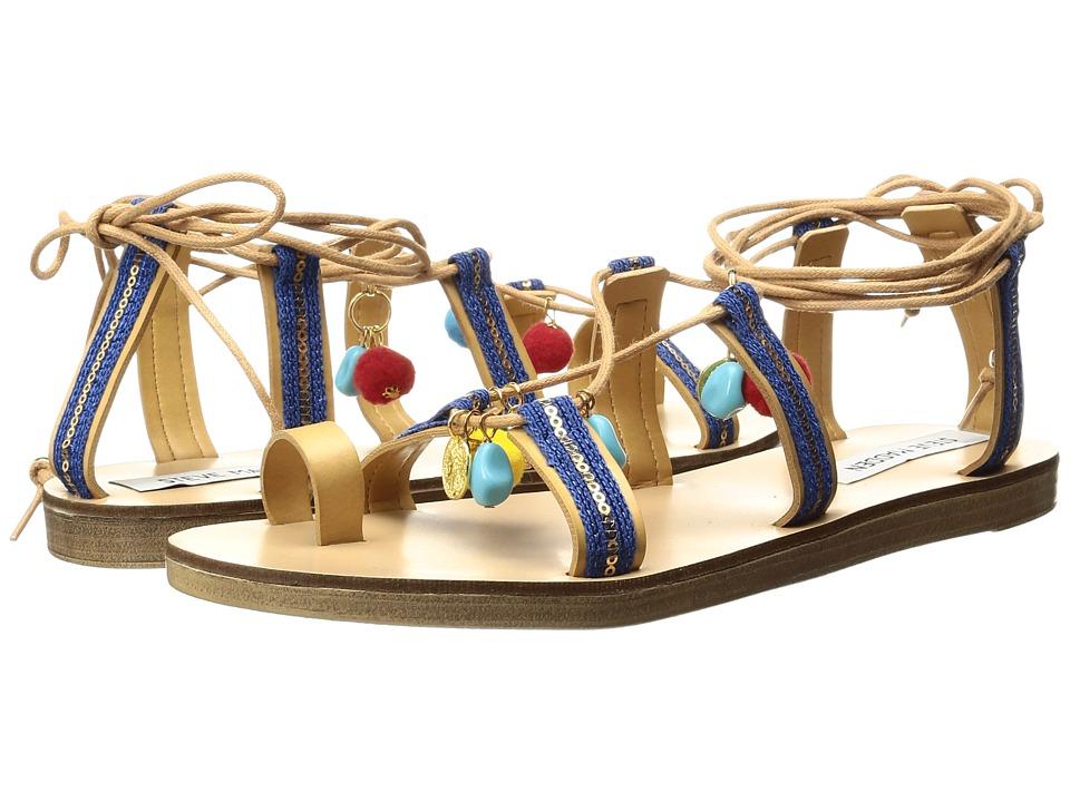 Steve Madden - Cailin (Natural Multi) Women's Sandals