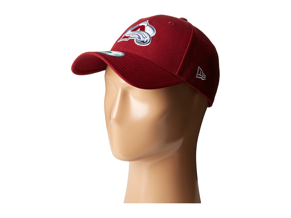 New Era - The League Colorado Avalanche (Red) Caps