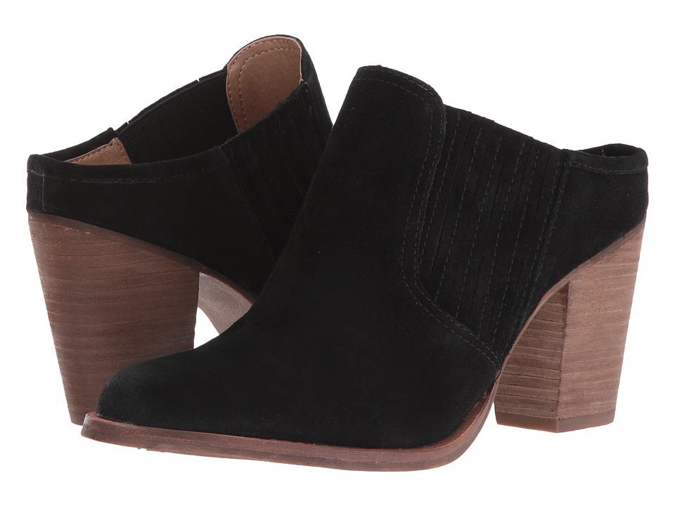 Steve Madden - Mertta (Black Suede) Women's Boots