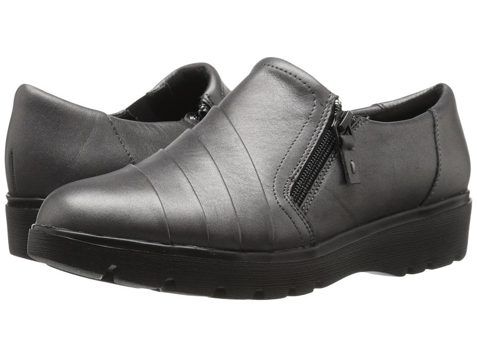Easy Spirit Oakhill (Dark Pewter Leather) Women