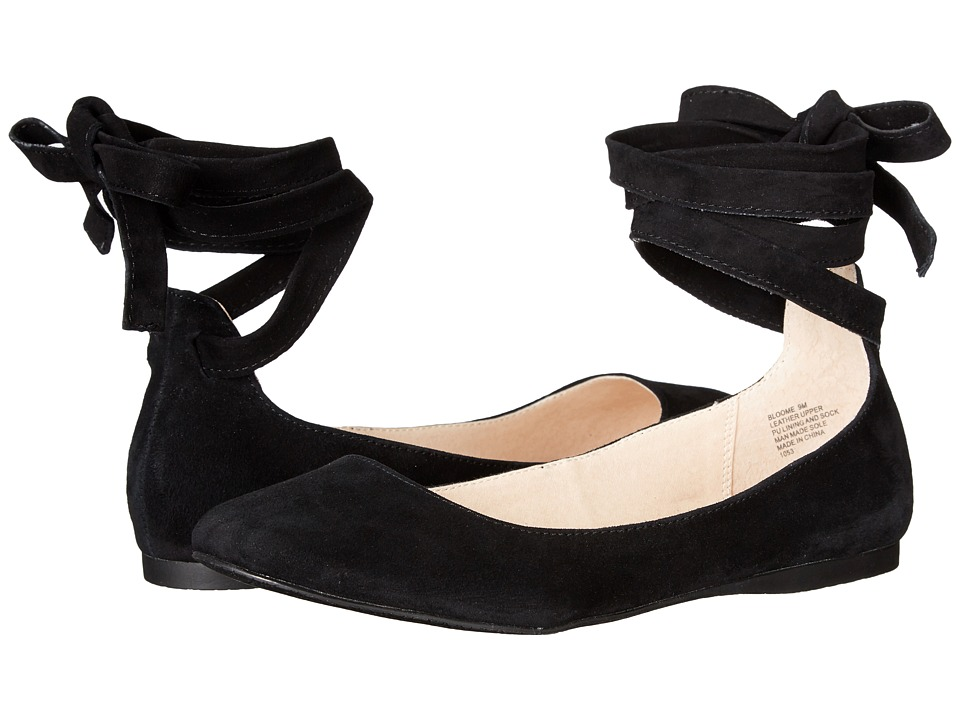 Steve Madden Bloome (Black Suede) Women