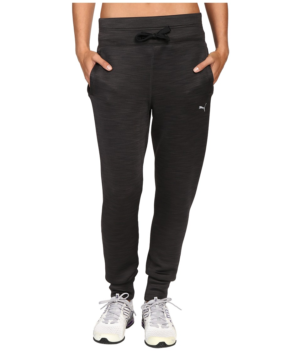 PUMA - Holiday Future Pants (Dark Gray Heather) Women's Casual Pants