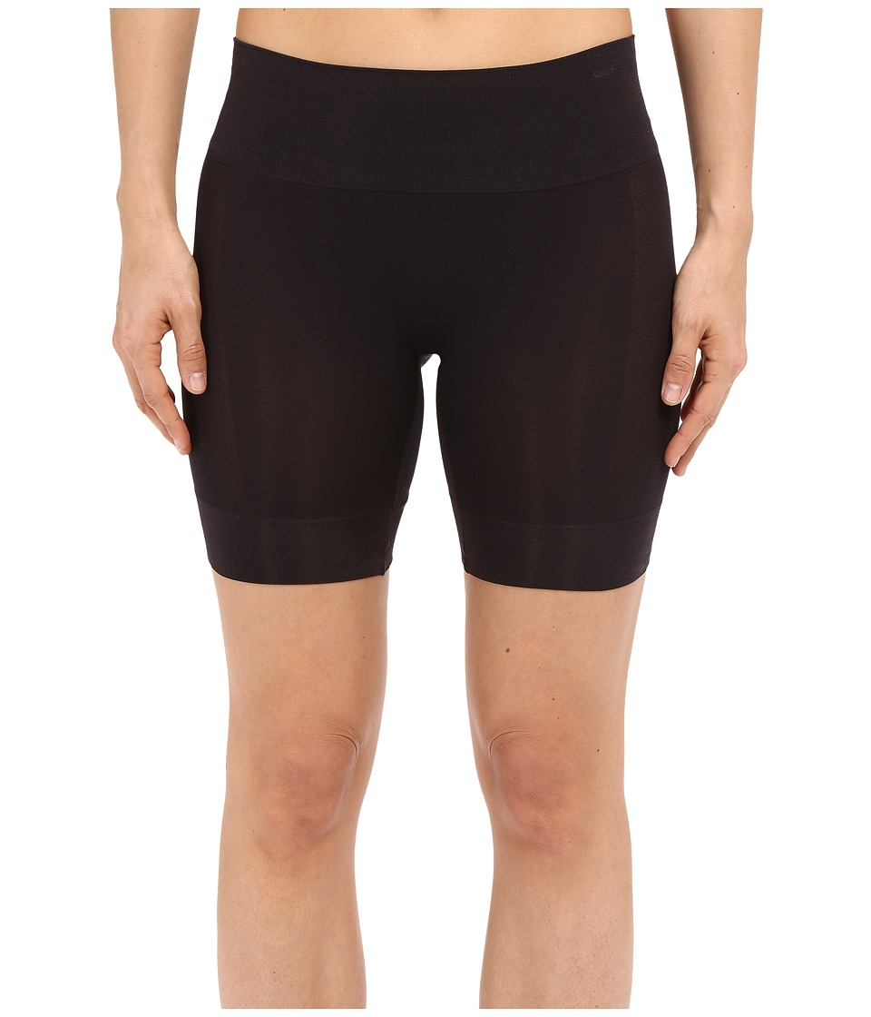 Jockey - Skimmies Wicking Shorts (Black) Women's Underwear
