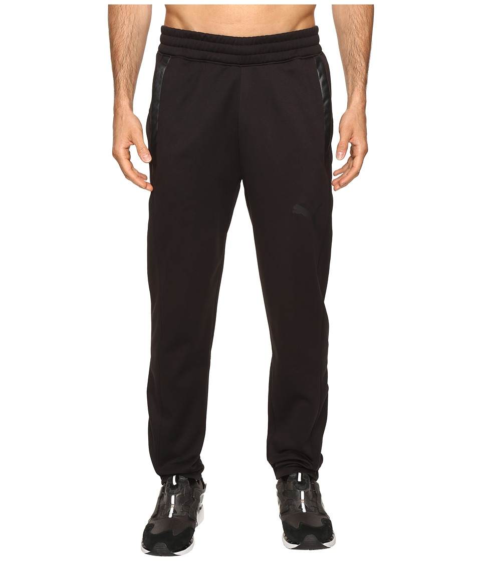 PUMA - PWRWarm Tech Fleece Pants (PUMA Black) Men's Casual Pants