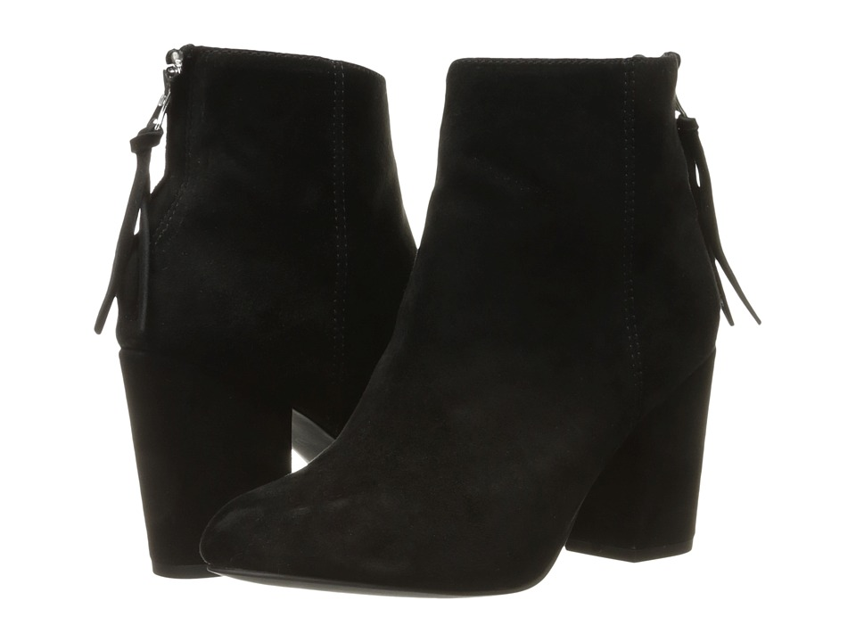 Steve Madden - Cynthia (Black Suede) Women's Boots