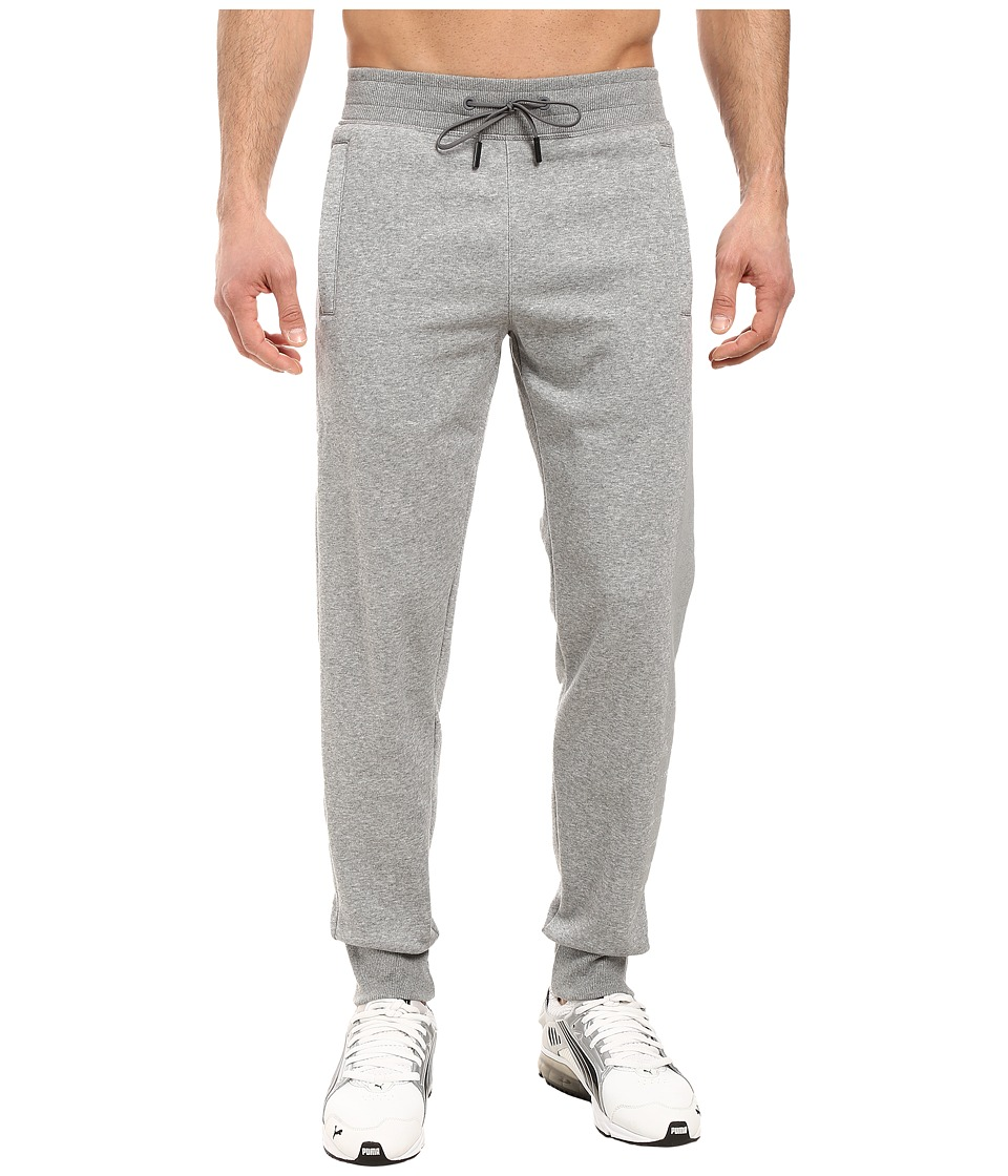 PUMA - Evo Core Pants (Medium Gray Heather) Men's Casual Pants