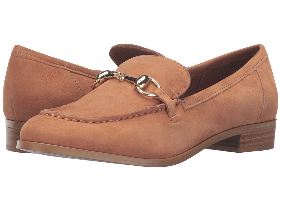 Steven - Quebec (Cognac Nubuck) Women's 1-2 inch heel Shoes