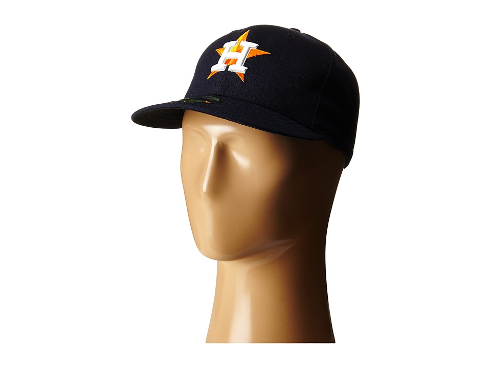 New Era - Authentic Collection 59Fifty - Houston Astros (Navy) Caps