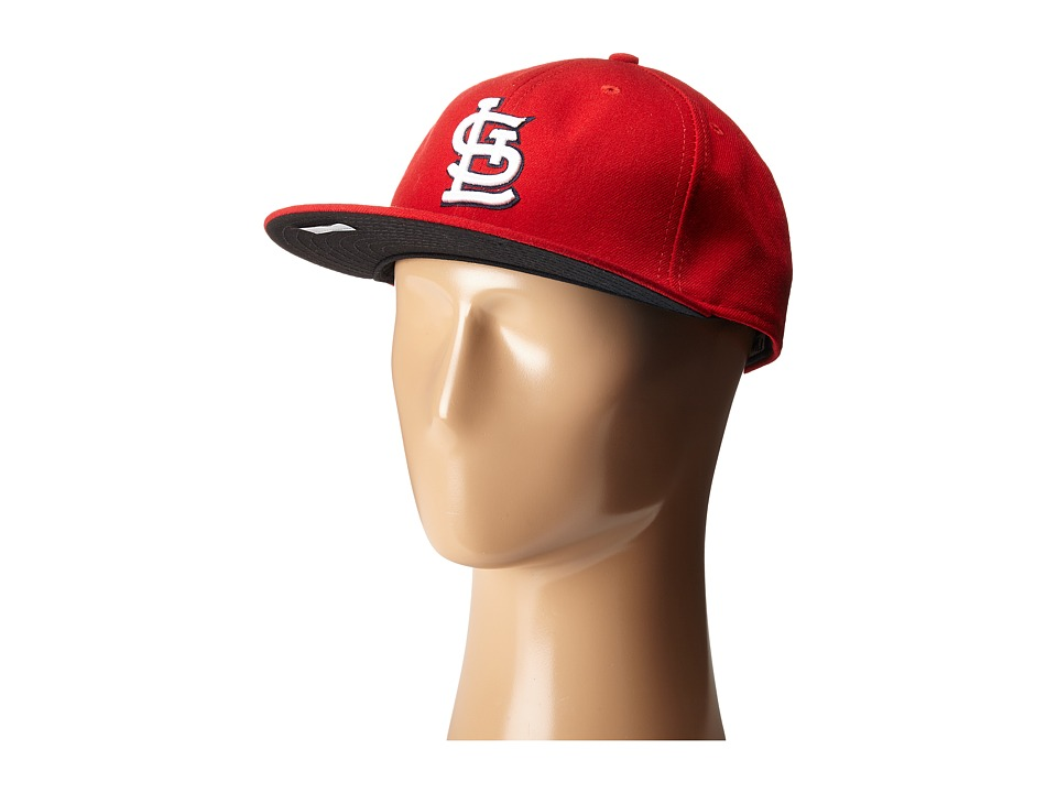 New Era - Authentic Collection 59Fifty - St. Louis Cardinals (Red) Caps