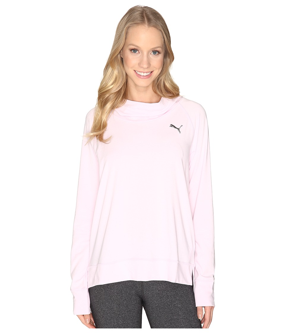 PUMA - High Life Hoodie (Lilac Snow) Women's Sweatshirt