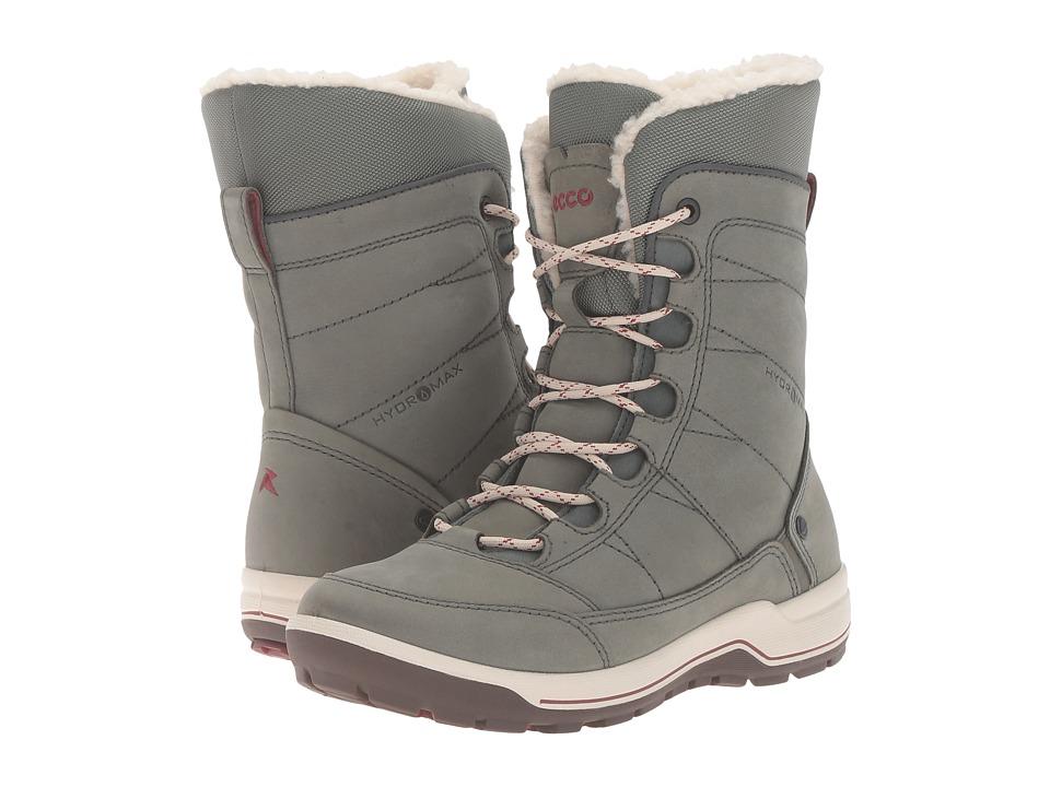 ECCO Sport - Trace Lite High (Moon Rock/Moon Rock) Women's Shoes