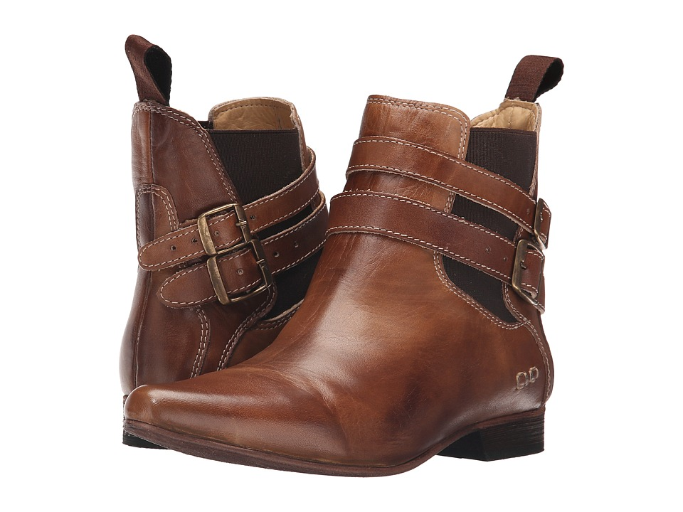 Bed Stu - Ravine (Tan Rustic Leather) Women's Boots