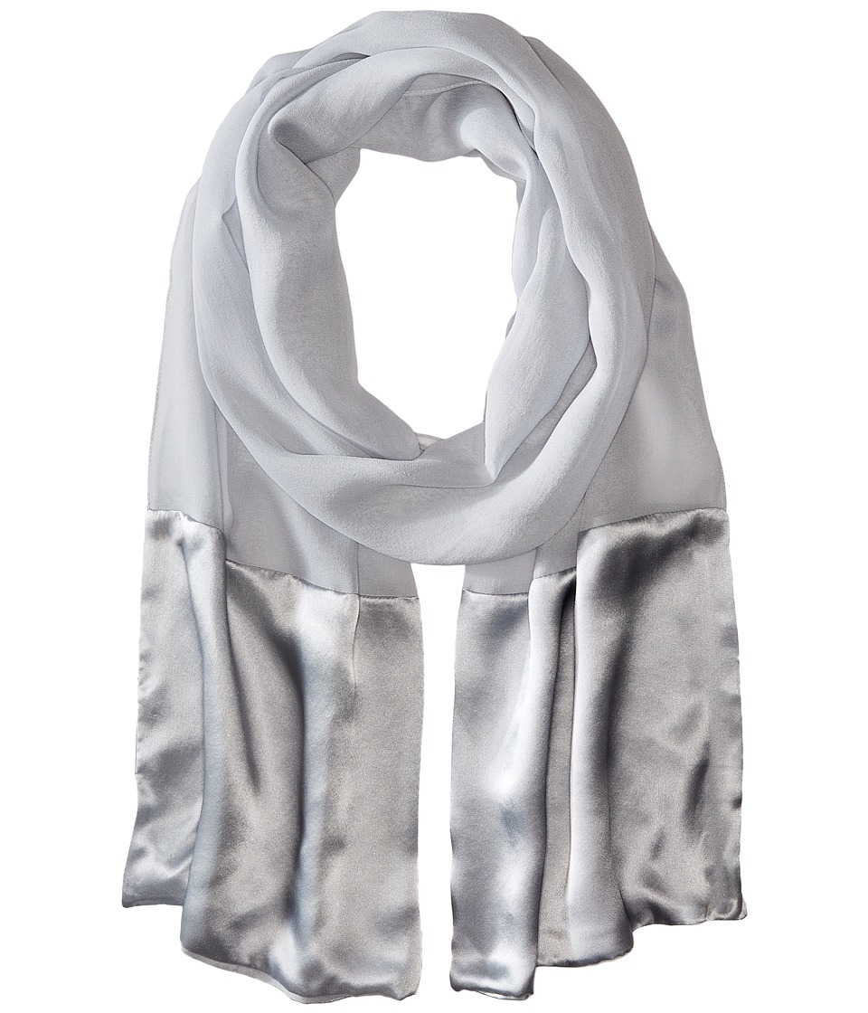 LAUREN Ralph Lauren - Cecilia (Light Grey) Scarves