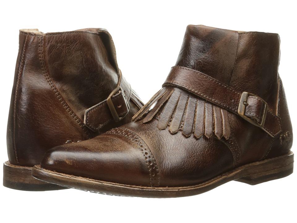 Bed Stu - Dipper (Teak Rustic Rust Leather) Women's Boots