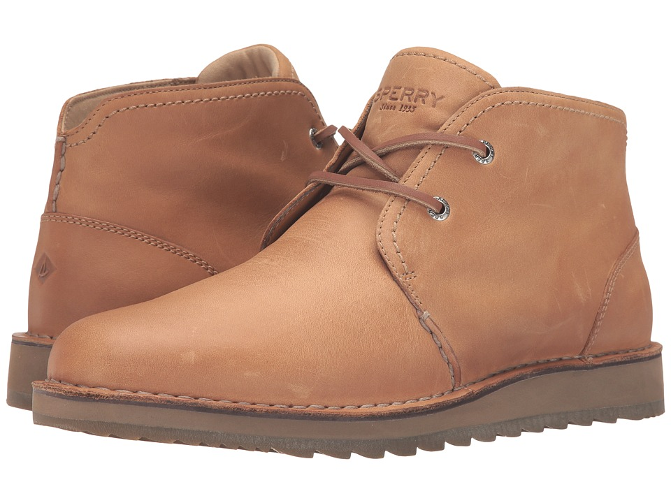 Sperry - Dockyard Chukka (Sahara) Men's Lace-up Boots