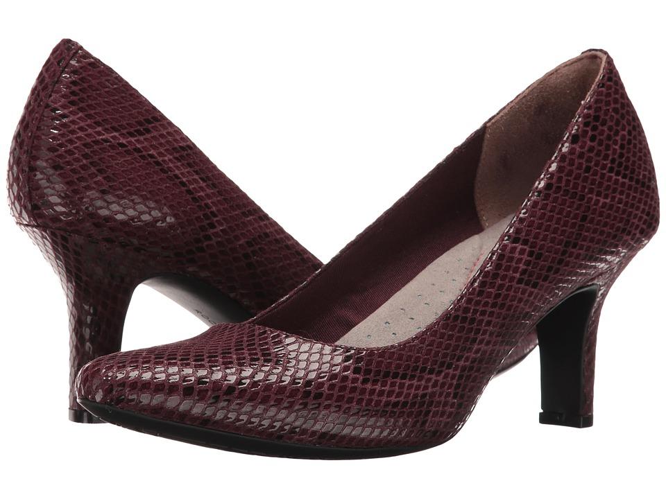 Rockport - Sharna Shasmeen (Vino Snake) High Heels