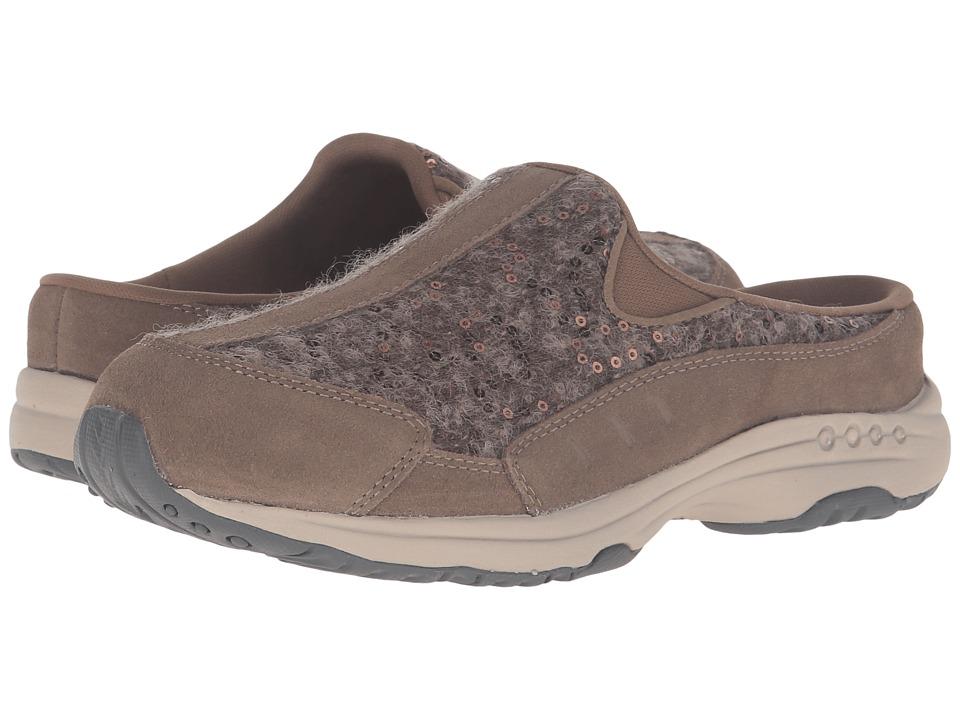 Easy Spirit - Traveltime 229 (Dark Taupe/Dark Taupe Suede) Women's Shoes