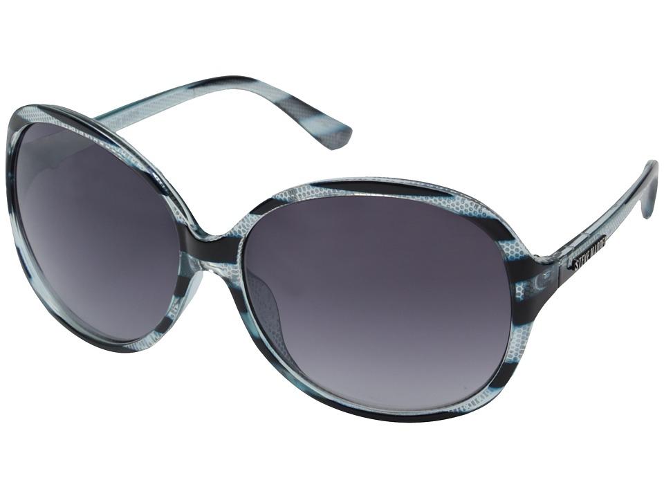 Steve Madden - Candee (Blue) Fashion Sunglasses