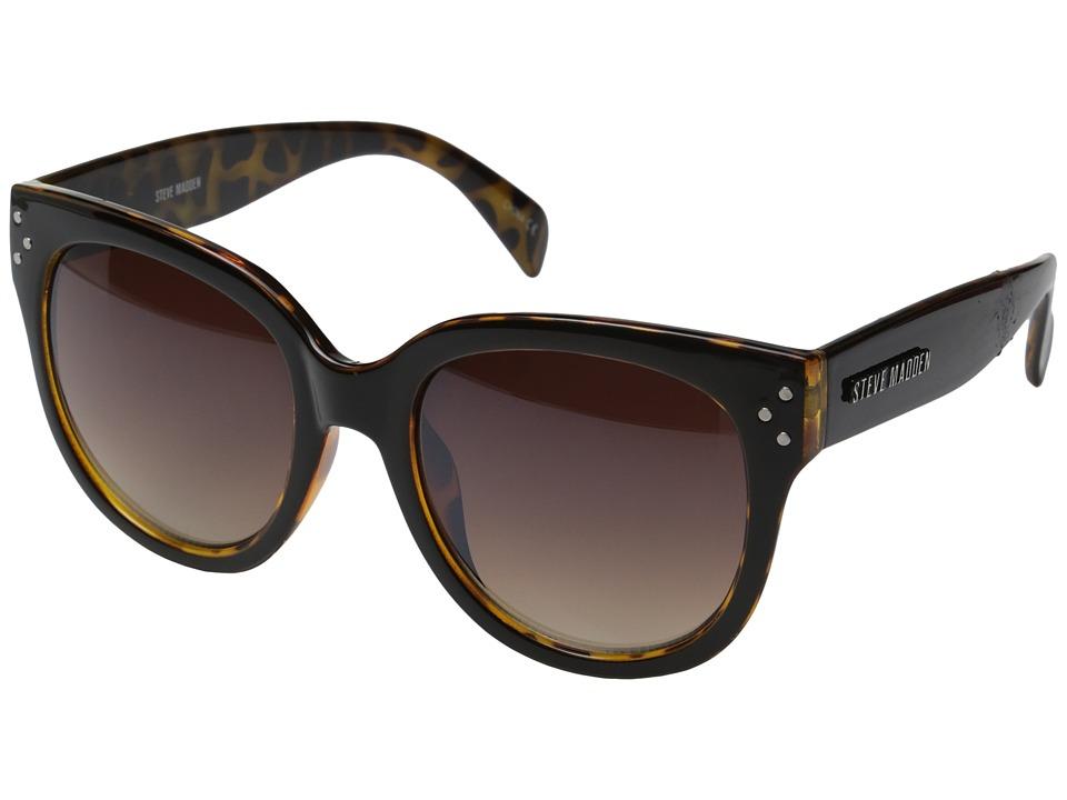 Steve Madden - Easton (Tortoise) Fashion Sunglasses