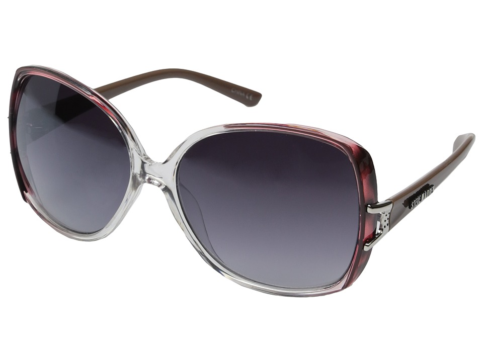 Steve Madden - Ella (Pink) Fashion Sunglasses