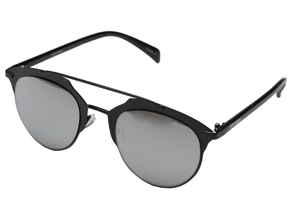 Steve Madden - Jonna (Black) Fashion Sunglasses
