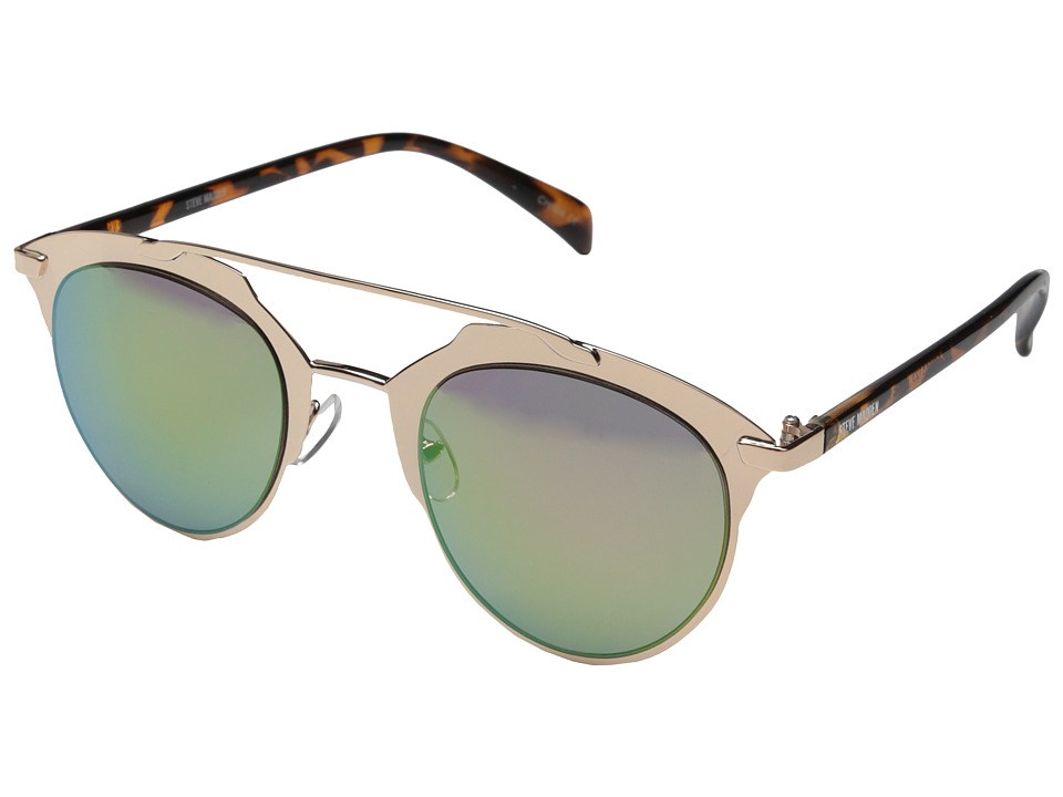 Steve Madden - Jonna (Rose Gold) Fashion Sunglasses