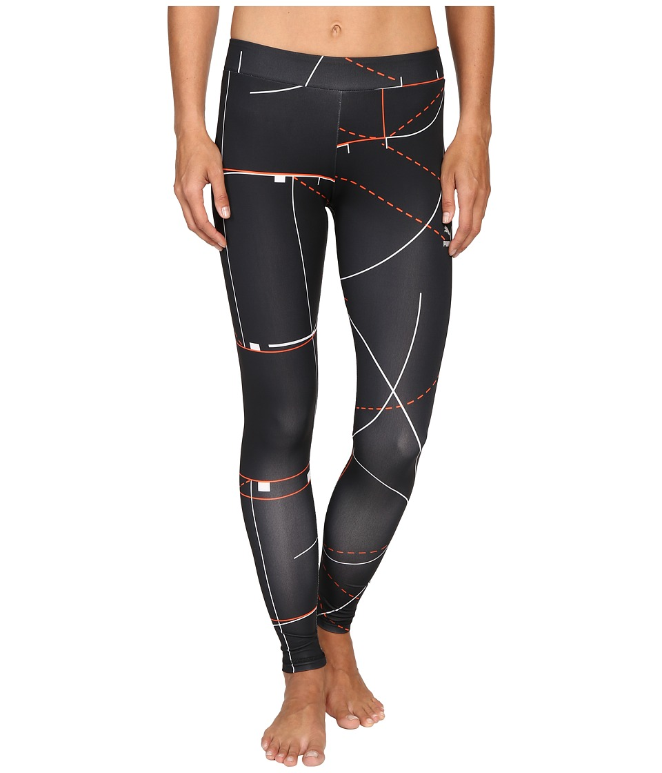 PUMA - Evo Leggings (Black) Women's Casual Pants