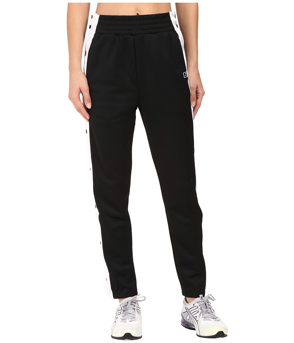 PUMA - T7 Pop Up Pants (Black) Women's Casual Pants