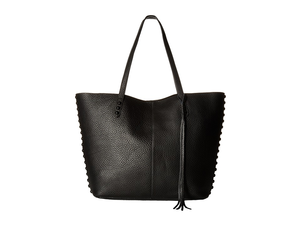 Rebecca Minkoff - Medium Unlined Tote (Black) Tote Handbags