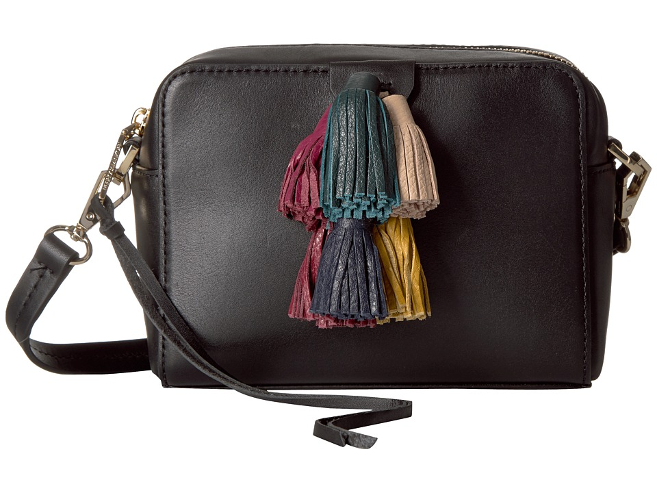 Rebecca Minkoff - Mini Sofia Crossbody (Black Multi) Cross Body Handbags