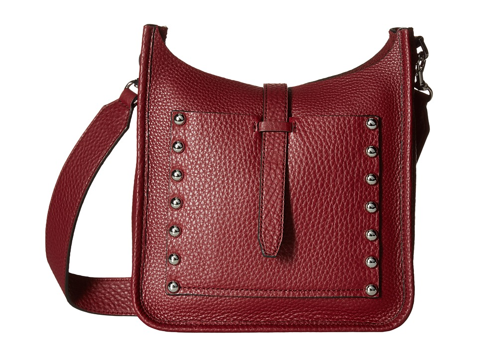 Rebecca Minkoff - Small Unlined Feed Bag (Tawny Port) Bags