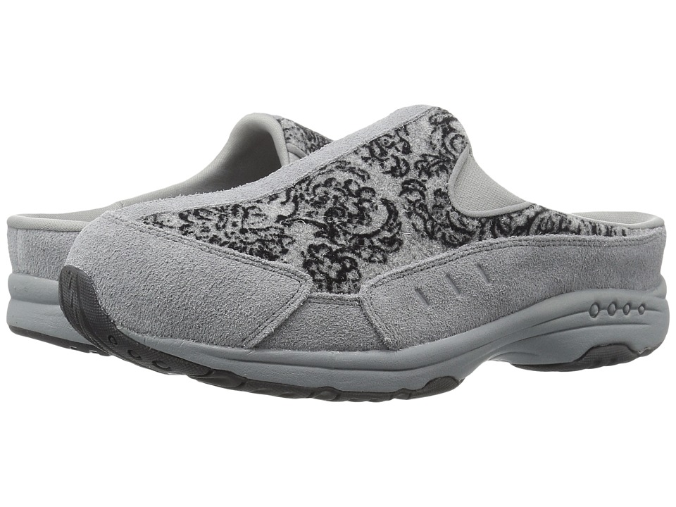 Easy Spirit - Traveltime 232 (Light Grey/Light Grey Multi Suede) Women's Shoes