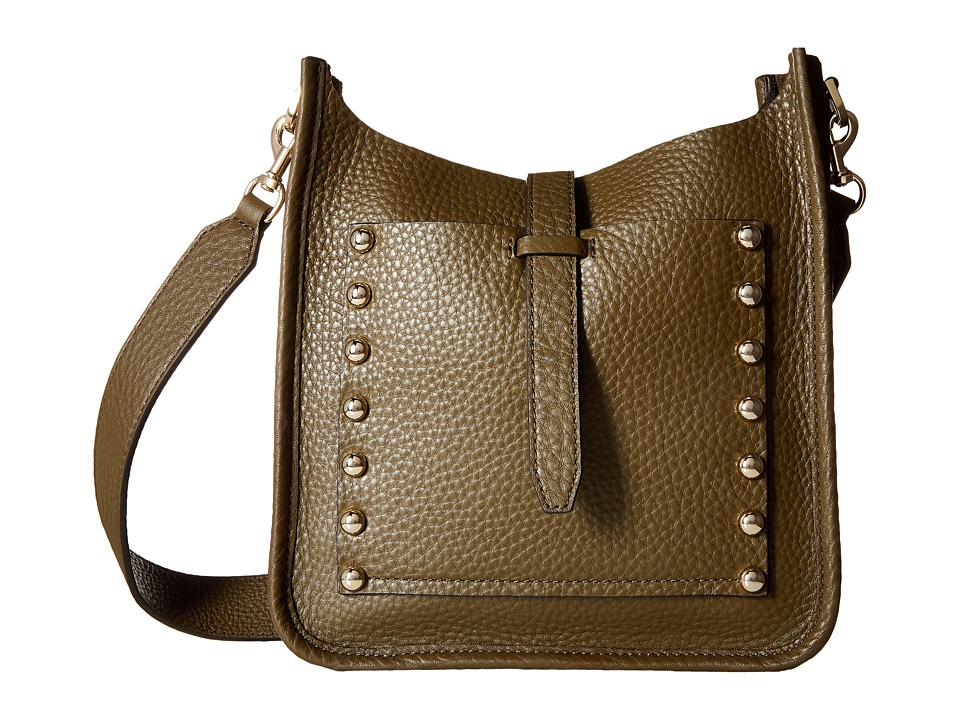 Rebecca Minkoff - Small Unlined Feed Bag (Olive) Bags